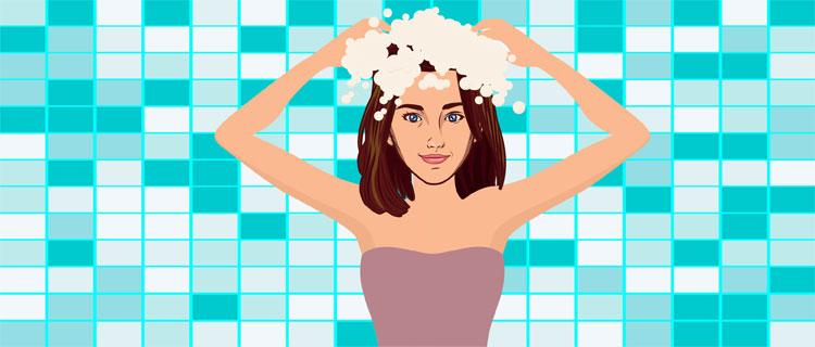Wash Your Hair, Again